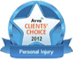 AVVO Clients Choice - Personal Injury