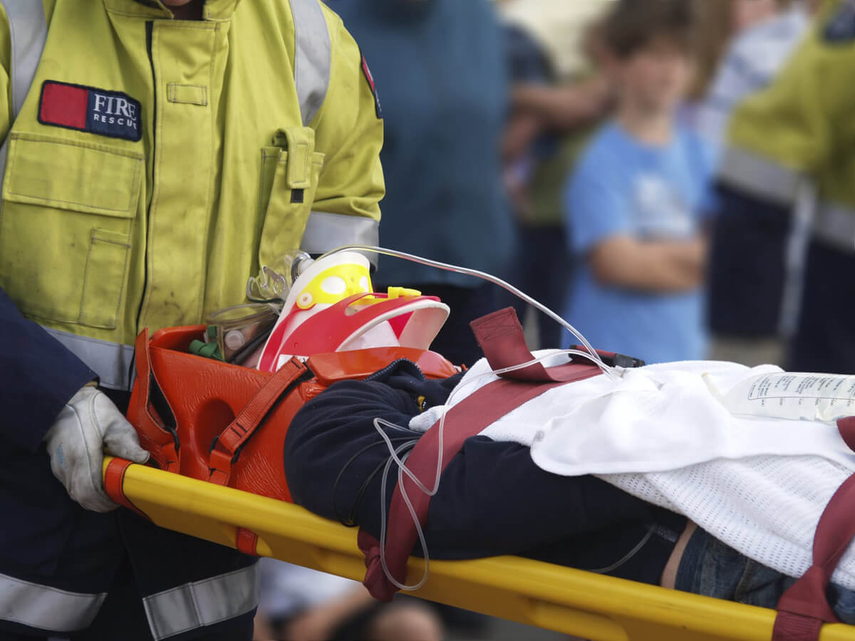 Catastrophic Injury and Injuries Types